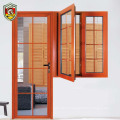 Foshan supplier factory wholesale price of outward swing opening door and window sri lanka