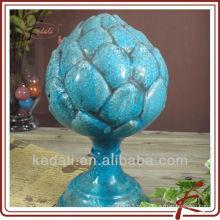 Cerâmica decoração shabby chic