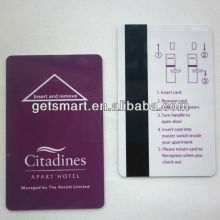 Quality Offset Printing Plastic RFID PVC VIP Discount Magnetic Stripe Card