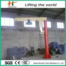 Hoist Floor Mounted Swing Arm Rotatory Jib Crane