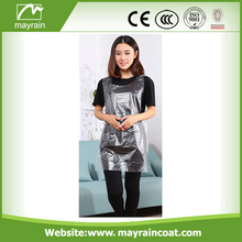 Disposable PE Smock With Pull String