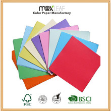 Sales Promotion for A4 Size 80GSM Office Printer Color Art Paper