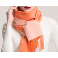 Sciarpa in cashmere double face