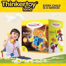 Venda quente brinquedo plástico de construção de segurança para crianças