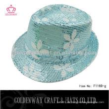 Mädchen Sequined Hats