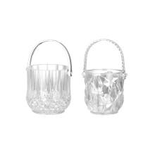 Eiskübel-Kunststoff-Spritzgussform, Acryl-Eiskübel-Spritzgussform