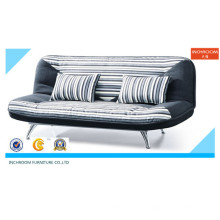 Sofá cama de tecido moderno