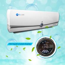 Purificateur d'air mural système d'air frais élimination intelligente bactéries popularité nature purificateur d'air frais