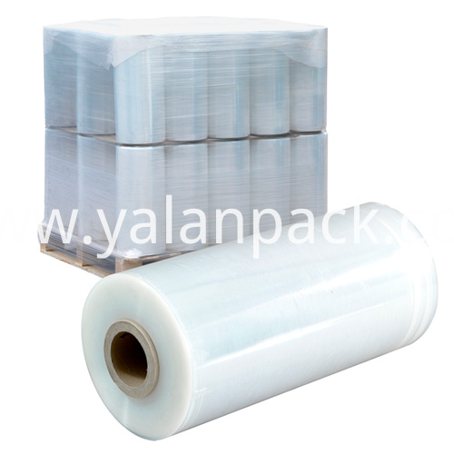 machine use stretch film
