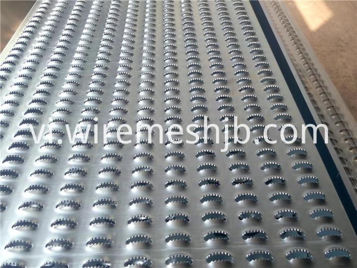 Diamond Safety Grating