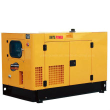 80kVA Soundproof Yuchai Diesel Engine Electric Generator (UY80G)