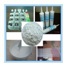Tonchips agent de maturation du dioxyde de silicium pour le papier peint