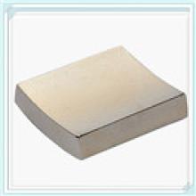 N45 Aimant de néodyme de couleur argentée