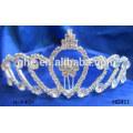 Pearl crown ribbon crowns simple design crown crown