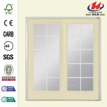 Golden Inswing Glass Patio Door