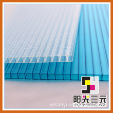 High Heat-Insulating Double Wall Polycarbonate Sheet Used Roofing Sheets