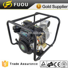 Self-priming irrigation diesel water pump