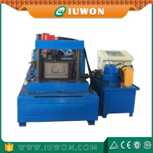 Iuwon baja kabel Tray Duct membuat mesin