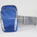Blue Canvas Running Sports Armband till salu