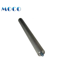 Fully stocked solar and electric water heater magnesium anode rod