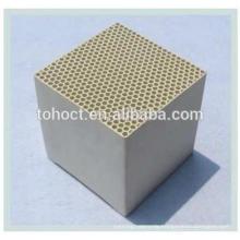 honeycomb ceramic monolith catalyst support