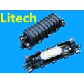 Fechamento de juntas de cabo de fibra óptica