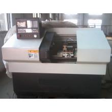 Máquina de torno CNC Hg-30 com trilho de guia linear