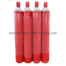68L CO2 Seamless Steel Cylinders for Firefighting Safety System Uses