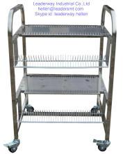 Panasonic chip mounter CM402 feeder storage cart
