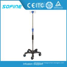 Поддержка инфузии с помощью Coriaceous Handle