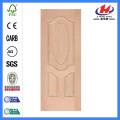 *JHK-003 3 Panel Interior Doors Home Interior Doors Beech Veneer Doors Skin