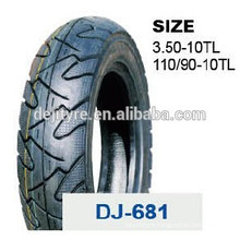 wholesale high quality tubeless motorcycle tires 110/90-10