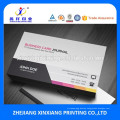 Handmade Cheap Letterpress printed paper designer business visiting card,3D professional card