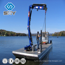Knuckle Boom Marine Lifting Cranes