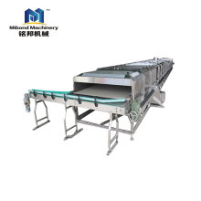 Stainless Steel Fruit Juice Sterilization Machine Roller Type Continuous Sterilizer For Canned Product