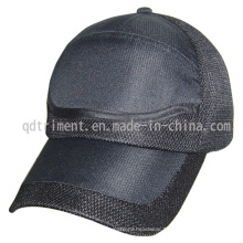 Breathable Microfiber Mesh Fabric Baseball Sport Cap (TRNR082)