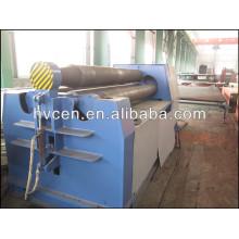 Machine de laminage à rouleaux à 4 rouleaux w12-35 * 2500, machine à laminer les métaux