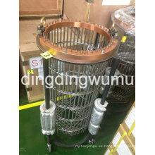 AKS no-Sag Wal tungsteno varilla de aluminio elemento calentador para horno del vacío de monocristal de zafiro crecimiento