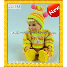 Muñeca linda de la porcelana del muchacho del regalo de la muchacha de la porcelana muñeca para la venta