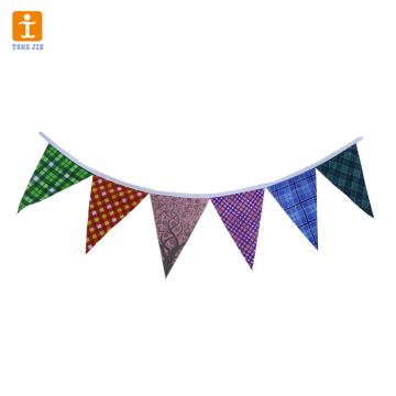 Heiße verkaufende Geburtstagsfeierfahne-Flaggendekorationen