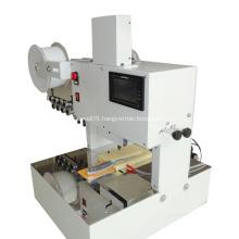 Wire spiral binding machine