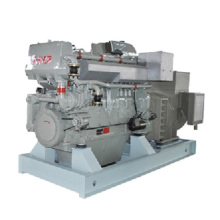 Морская дизель-генераторная установка HND