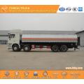 Shacman M3000 8x4 Stainless Steel Oil Tanker Truck