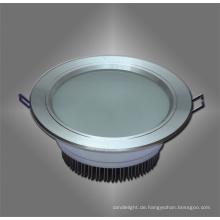 Weiß / Warm White LED Downlight 7W für hohe Wohnqualität
