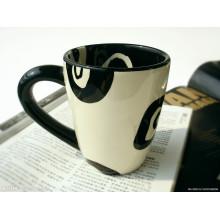 Creative ceramic cup