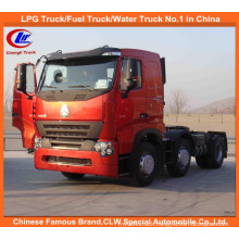 Heavy Duty 336HP HOWO A7 6X2 Prime Mover, Tractor Truck