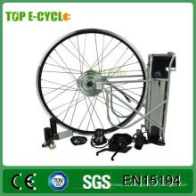 Completa el kit de conversión de motor de bicicleta e-bike bicicleta eléctrica 36V 350W con batería