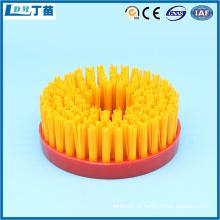 Fornecimento direto da fábrica, escova de limpeza de fibra natural