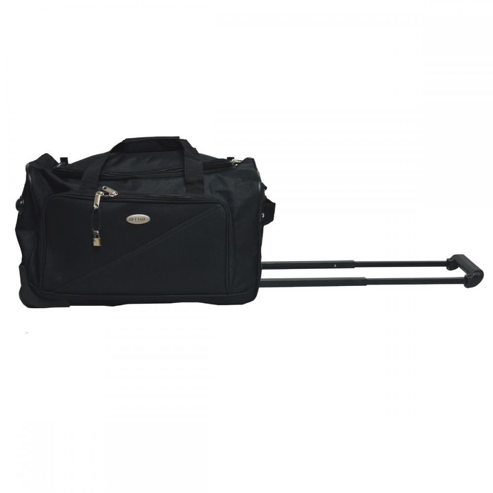 Weekend Travel Duffle Bag with Trolley