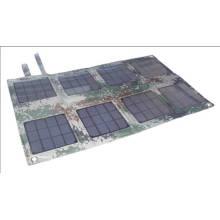 24W pour le sac électrique pliable de chargeur d'énergie solaire de livre d'iPad de téléphone portable